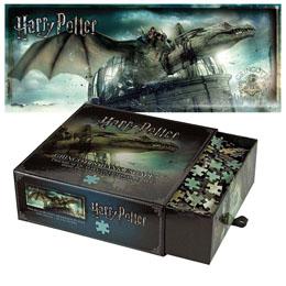 HARRY POTTER PUZZLE GRINGOTTS BANK ESCAPE
