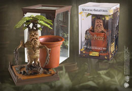Photo du produit HARRY POTTER STATUETTE MAGICAL CREATURES MANDRAKE 13 CM Photo 1