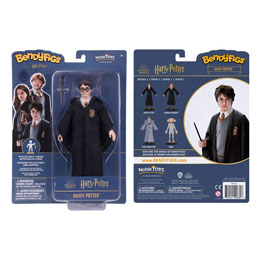 Photo du produit THE NOBLE COLLECTION HARRY POTTER FIGURINE FLEXIBLE BENDYFIGS HARRY POTTER 19 CM Photo 1