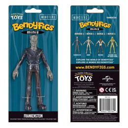 Photo du produit Universal Monsters figurine flexible Bendyfigs Frankenstein 14 cm Photo 1