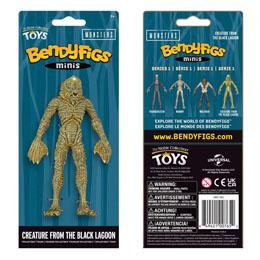 Photo du produit Universal Monsters figurine flexible Bendyfigs Creature from the Black Lagoon 14 cm Photo 1