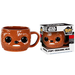 MUG POP HOME STAR WARS CHEWBACCA