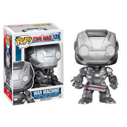 FUNKO POP MARVEL CIVIL WAR WAR MACHINE