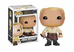 GAME OF THRONES FIGURINE FUNKO POP JORAH MORMONT