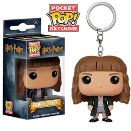 PORTE CLE HARRY POTTER HERMIONE POCKET POP
