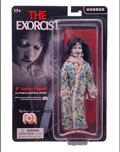 L´ EXORCISTE FIGURINE REGAN 20 CM - MEGO
