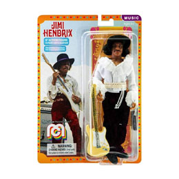JIMI HENDRIX FIGURINE MIAMI POP 20 CM
