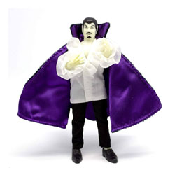 Photo du produit DRACULA FIGURINE MEGO DRACULA (GLOW IN THE DARK) 20 CM Photo 1