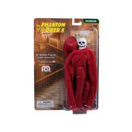 FIGURINE MEGO PHANTOM OF THE OPERA MASQUE OF THE RED DEATH 20 CM