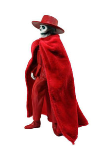 Photo du produit FIGURINE MEGO PHANTOM OF THE OPERA MASQUE OF THE RED DEATH 20 CM Photo 1