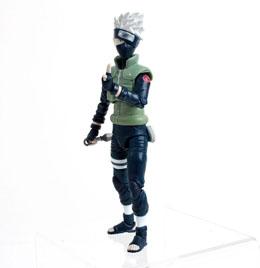 Photo du produit Naruto figurine BST AXN Kakashi Hatake 13 cm Photo 1