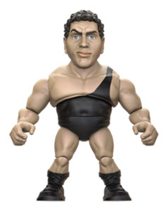 WWE FIGURINE ACTION VINYLS 8 CM ANDRE THE GIANT