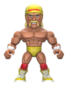 WWE FIGURINE ACTION VINYLS 8 CM HULK HOGAN