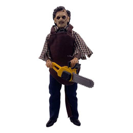 Photo du produit MASSACRE À LA TRONÇONNEUSE FIGURINE LEATHERFACE 20 CM Photo 2