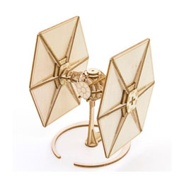 STAR WARS MAQUETTE INCREDIBUILDS 3D TIE FIGHTER