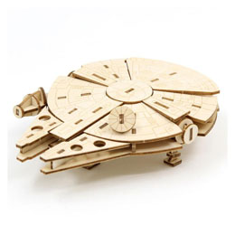 STAR WARS MAQUETTE INCREDIBUILDS 3D MILLENNIUM FALCON