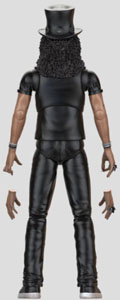 Photo du produit Guns N' Roses figurine BST AXN Slash 13 cm Photo 1