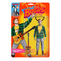 LES FOLLES AVENTURES DE BILL ET TED FIGURINE FIGBIZ BILL S. PRESTON, ESQ. 13 CM
