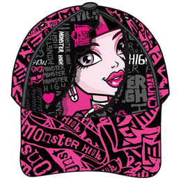 Casquette Monster High Draculaura