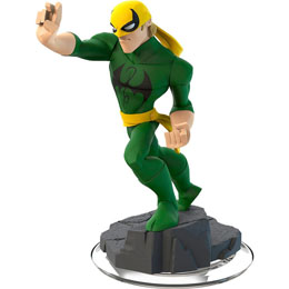 FIGURINE IRON FIST MARVEL DISNEY INFINITY 2.0 10CM