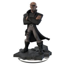 FIGURINE NICK FURY MARVEL DISNEY INFINITY 2.0 10CM