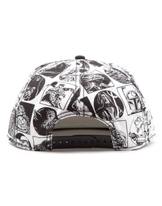 Photo du produit STAR WARS CASQUETTE HIP HOP SNAP BACK COMIC STYLE Photo 2