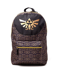 THE LEGEND OF ZELDA SAC A DOS ALLOVER PRINT