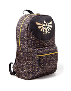 Photo du produit THE LEGEND OF ZELDA SAC A DOS ALLOVER PRINT Photo 2