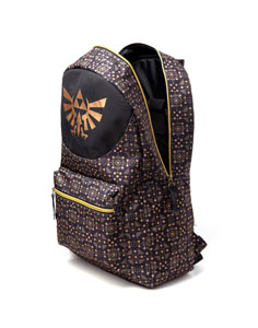 Photo du produit THE LEGEND OF ZELDA SAC A DOS ALLOVER PRINT Photo 3