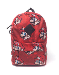 NINTENDO SAC À DOS SUPER MARIO SUBLIMATION