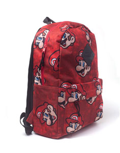 Photo du produit NINTENDO SAC À DOS SUPER MARIO SUBLIMATION Photo 1