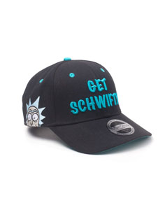 Photo du produit RICK ET MORTY CASQUETTE BASEBALL GET SCHWIFTY Photo 1