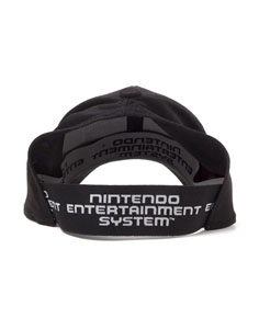 Photo du produit NINTENDO CASQUETTE BASEBALL NES Photo 2