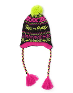 RICK & MORTY BONNET DE SKI ACID LAPLANDER