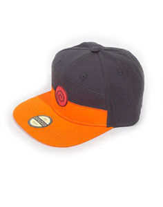 Photo du produit NARUTO SHIPPUDEN CASQUETTE SNAPBACK LOGO Photo 1