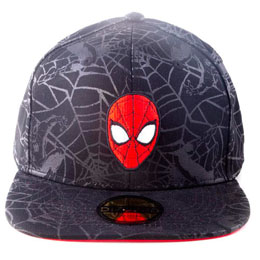 CASQUETTE SPIDERMAN MARVEL