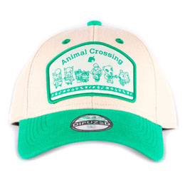 CASQUETTE ANIMAL CROSSING NINTENDO