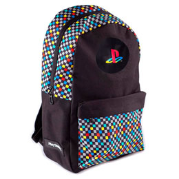 Photo du produit SAC À DOS RETRO PLAYSTATION 41CM Photo 1