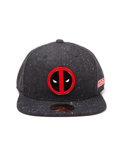 DEADPOOL CASQUETTE HIP HOP STRIPE