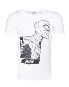 SPIDER-MAN T-SHIRT SIDE VIEW SPIDEY