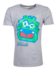 DIG DUG T-SHIRT DRAGON
