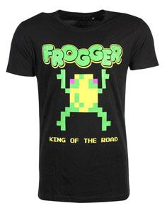 FROGGER T-SHIRT THE OG PIXEL FROG