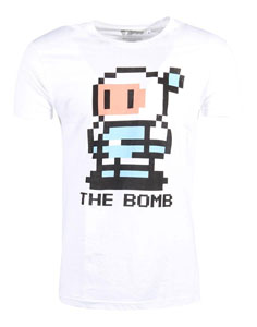 BOMBERMAN T-SHIRT RETRO