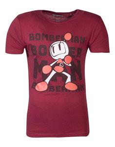 BOMBERMAN T-SHIRT TONAL BOMB
