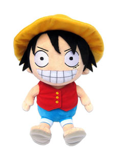 ONE PIECE PELUCHE LUFFY 32 CM