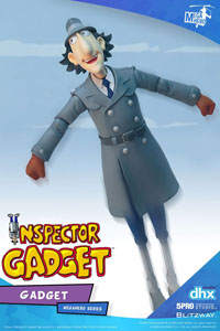Photo du produit INSPECTEUR GADGET FIGURINE 1/12 MEGA HERO INSPECTOR GADGET 17 CM Photo 1