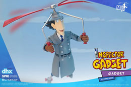 Photo du produit INSPECTEUR GADGET FIGURINE 1/12 MEGA HERO INSPECTOR GADGET 17 CM Photo 2