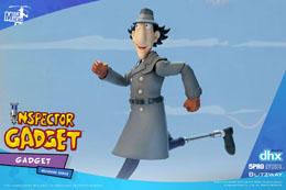 Photo du produit INSPECTEUR GADGET FIGURINE 1/12 MEGA HERO INSPECTOR GADGET 17 CM Photo 3