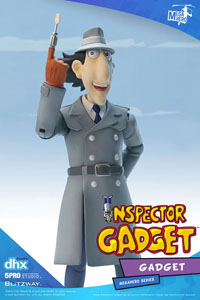 Photo du produit INSPECTEUR GADGET FIGURINE 1/12 MEGA HERO INSPECTOR GADGET 17 CM Photo 4