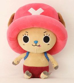 ONE PIECE PELUCHE CHOPPER NEW VER. 3 25 CM